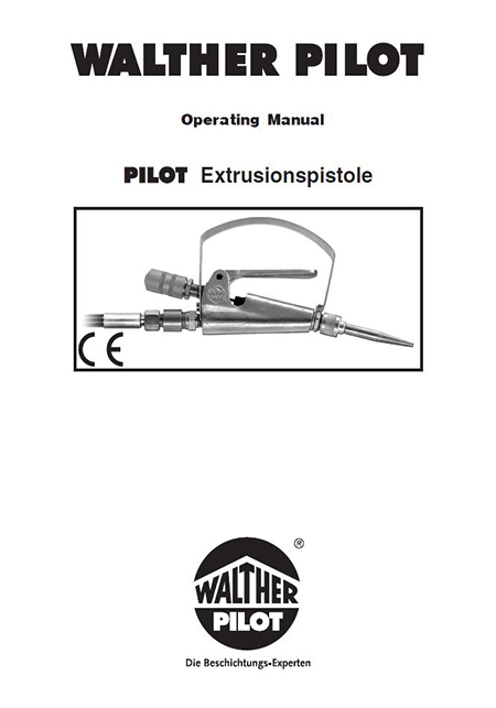 PILOT Extrusion User Manual PDF Download
